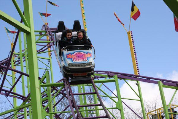 duinen zathe, attractiepark, pretpark, london city coaster, attractie, achtbaan