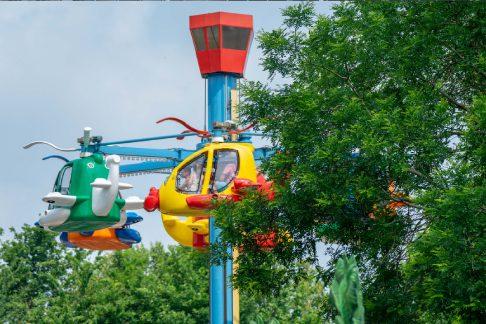 flying heli