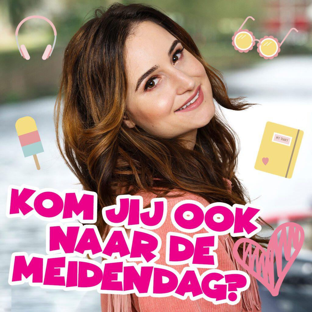 jill op tv, vlogger, avrotros, zapp, bekende nederlander, meidendag duinen zathe, fandagen, evenementen
